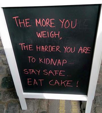 Kidnap Weight