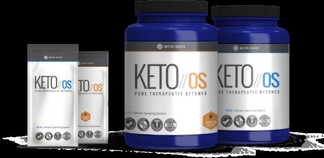 KetoOS Image