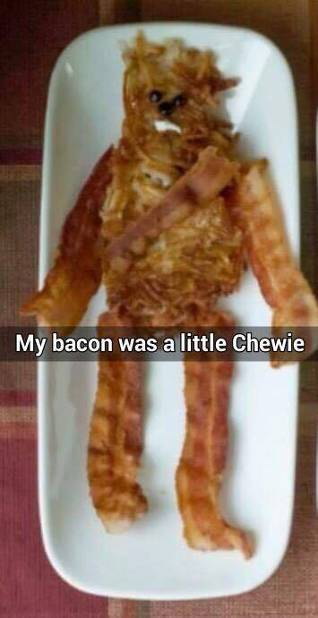 Chewy Bacon
