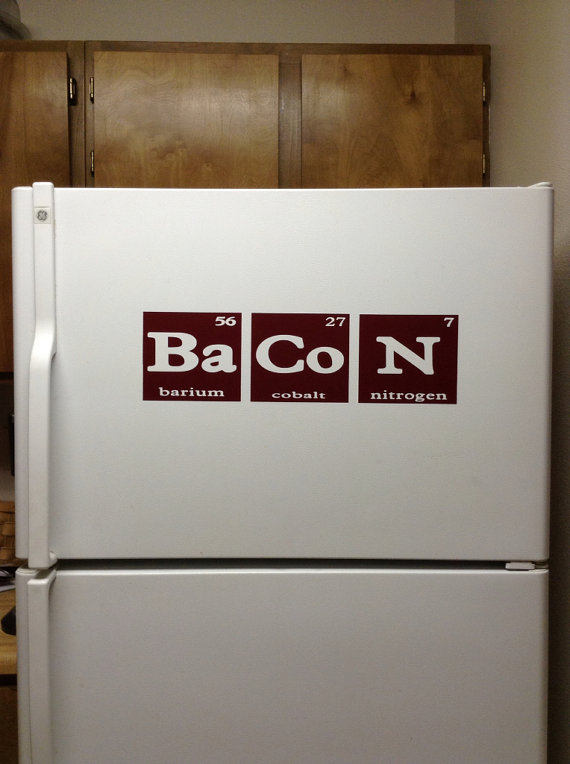 BaCoN Fridge