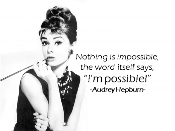ImpossibleAudreyHepburn