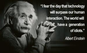 Albert-Einstein Idiots